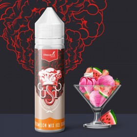 Omerta Liquids Gusto Watermelon Mix Ice Sorbet - Concentrato 20ml