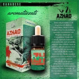 Azhad\'s Elixirs Non Filtrati Canadese - Aroma 10ml