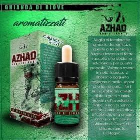 Azhad\'s Elixirs Non Filtrati Ghianda di Giove - Aroma 10ml