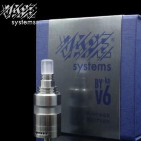 Vape Systems By-ka v.6 RTA Vintage Edition
