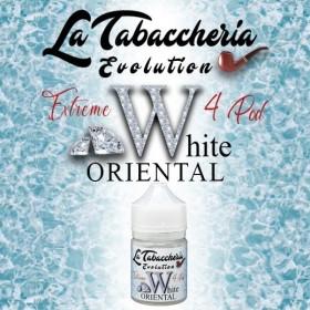 La Tabaccheria Extreme 4 Pod White Oriental - Concentrato 20ml