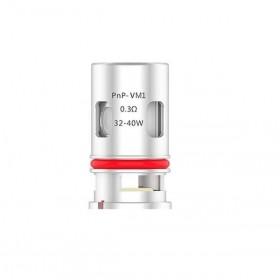 VooPoo PnP VM1 Coil di ricambio 0,3 ohm