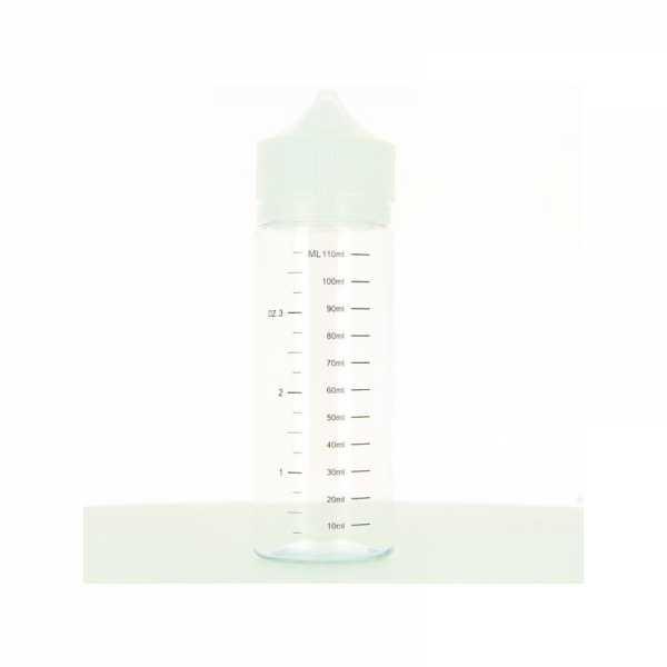CHUBBY GORILLA - 120ml Graduato - Trasparente