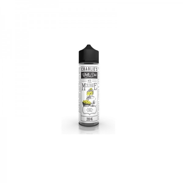 Charlie`s Chalk Dust Mr Meringue - Concentrato 20ml