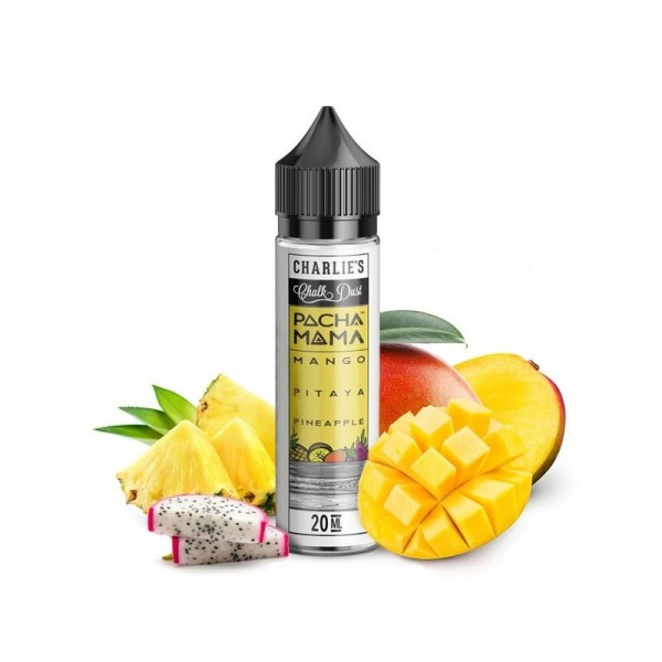 Charlie`s Chalk Dust PACHA MAMA Mango Pitaya - Concentrato 20ml