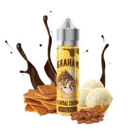 Graham Central Station Butter Pecan - Concentrato 20ml