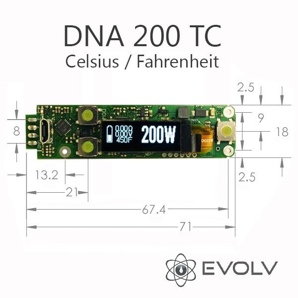 CIRCUITO EVOLV DNA200