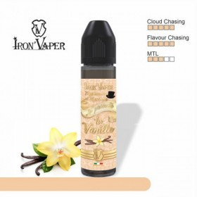 Iron Vaper La Vanille Limited Edition - Concentrato 20ml