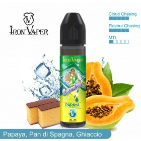 Karma Vaping Capoeira Ice - Concentrato 20ml