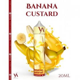 Valkiria Banana Custard - Concentrato 20ml