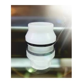 ClutterMod - Chubby per Goon 24mm Delrin Bianco