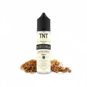 TNT Vape Crystal Mix Virginia Highlands n.626 - Concentrato 20ml