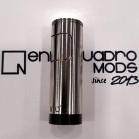 Ennequadro Mods Imo V2 14500 Rhodium with Black Insulator