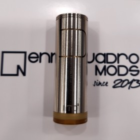 Ennequadro Mods Imo V2 14500 Rhodium with Ultem Insulator
