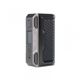 Lost Vape Thelema DNA 250C Silver Carbon Fiber