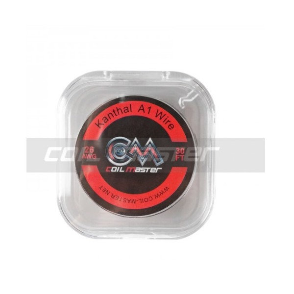 Coil Master - Kanthal A1 Wire - 26 Awg