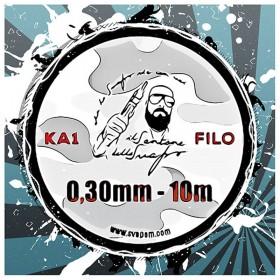 Filo Kanthal A1 0.30mm Il Santone dello Svapo