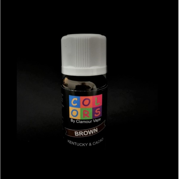 Clamour Vape Colors Brown - Aroma 10ml