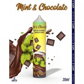 Dainty\'s Mint & Chocolate - Concentrato 20ml