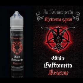 La Tabaccheria Extreme 4 Pod Baffometto Reserve White - Concentrato 20ml