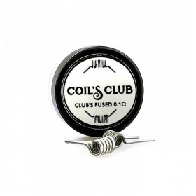 Coil\'s Club - Club\'s Fused 0.10 ohm