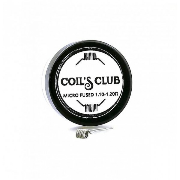 Coil\'s Club - Flavor Fused 0.35 ohm