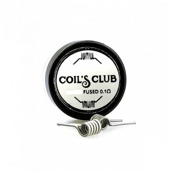 Coil\'s Club - Fused 0.10 ohm