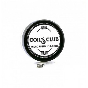 Coil\'s Club - Micro Fused 1.10-1.20 ohm