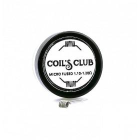 Coil\'s Club - Micro Fused 1.10-1.20 ohm