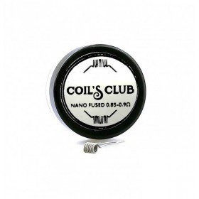 Coil\'s Club - Nano Fused 0.85-0.90 ohm