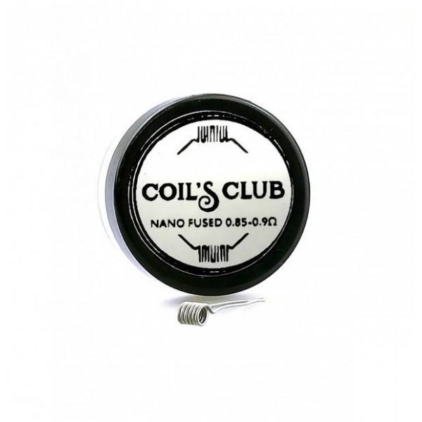 Coil\'s Club - Nano Fused 0.85-0.90 ohm