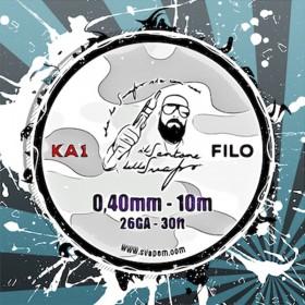 Filo Kanthal A1 0.40mm Il Santone dello Svapo