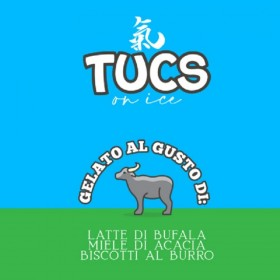 Ghost Bus Club TUCS on Ice - Concentrato 20ml