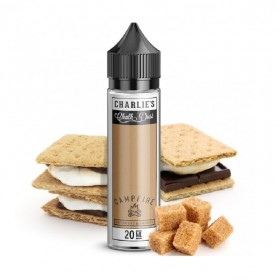 Charlie`s Chalk Dust Campfire - Concentrato 20ml