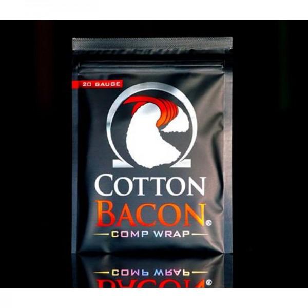 Cotton Bacon Comp Wrap - Wick\' n\' Vape - 24GA