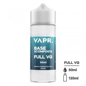 Glicerina VAPR. 50ml