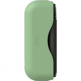 KIWI Custodia in silicone Green