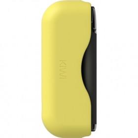 KIWI Custodia in silicone Yellow