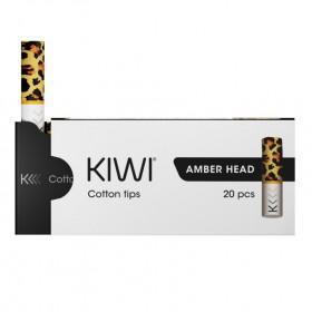 KIWI Filtri in Cotone Amber Head
