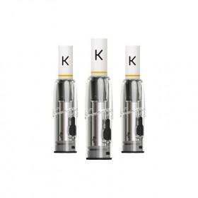 KIWI Pod di Ricambio Clear White Trasparente (3pz)