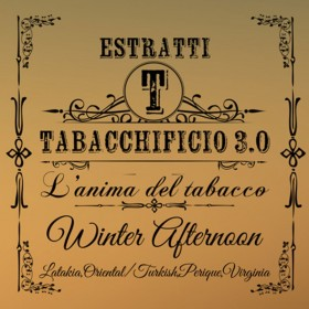 Tabacchificio 3.0 Blend Winter Afternoon - Aroma 20ml
