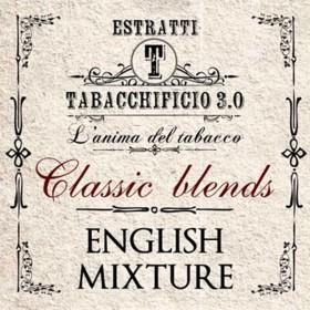 Tabacchificio 3.0 Classic Blends English Mixture - Aroma 20ml