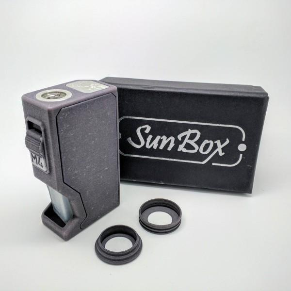 Del Sole Box Bottom Feeder M4 - Nera
