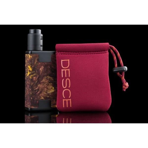 DESCE - NEO SLEEVE - REGULAR - MAROON/RUST