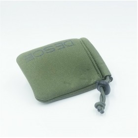 DESCE - NEO SLEEVE - REGULAR - OLIVE GREEN/DARK CHARCOAL