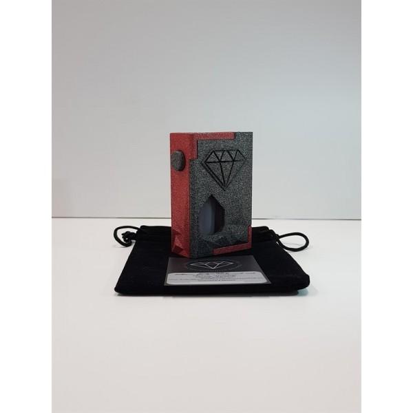 Diamond - Box BF - Allumide Red/Allumide asphalt black