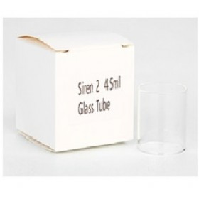 Digiflavour - Siren 2 GTA - Pirex glass Tube 4,5ML