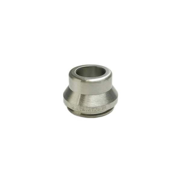 DISTRICT F5VE - SUMMIT CHUBBY 22MM - Stainless Steel