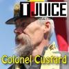 T-JUICE COLONEL CUSTARD - AROMA CONCENTRATO - 10 ml