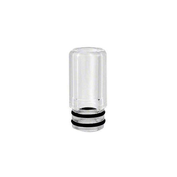 DRIP TIP 510 di ricambio per EGO ONE - Mouthpiece - PLASTIC CLEAR